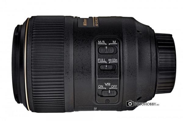 Nikon AF-S 105mm f/2.8 G IF-ED VR Micro 1:1 (Inchiriere) 3
