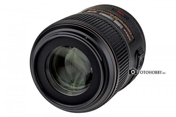 Nikon AF-S 105mm f/2.8 G IF-ED VR Micro 1:1 (Inchiriere) 2