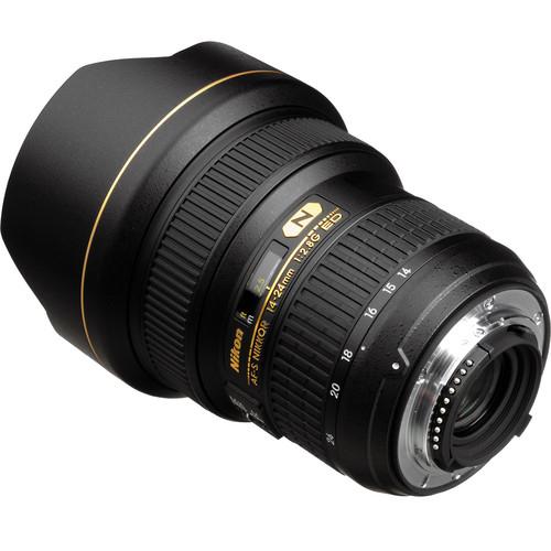 Nikon AF-S 14-24mm f/2.8G ED (Inchiriere) 2