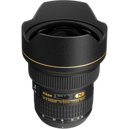 Nikon AF-S 14-24mm f/2.8G ED (Inchiriere) 1