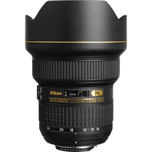 Nikon AF-S 14-24mm f/2.8G ED (Inchiriere) 0