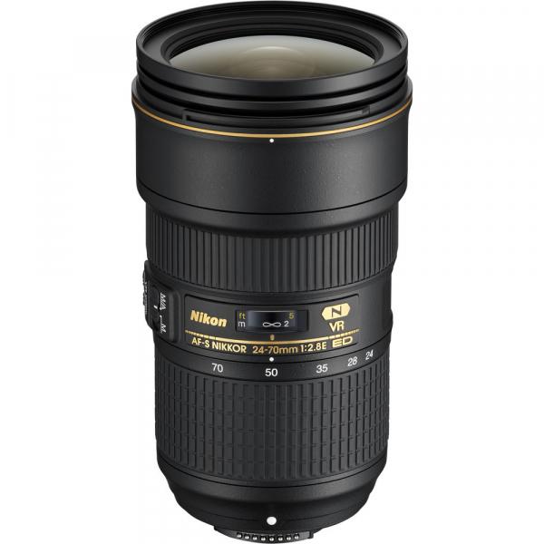 Nikon AF-S 24-70mm f/2.8E ED VR 0
