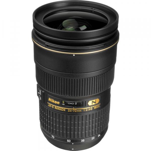 Nikon AF-S 24-70mm f/2.8G ED N 0