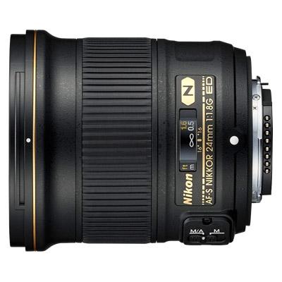 Nikon AF-S 24mm f/1.8G ED  [1]