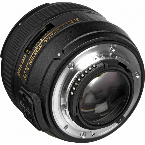 Nikon AF-S 50mm f/1.4 G 2