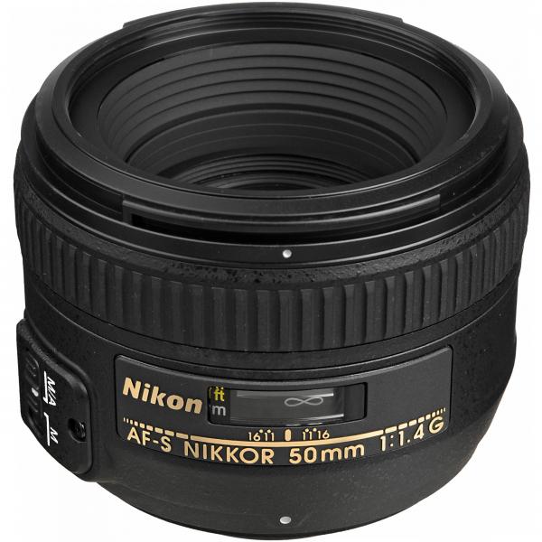 Nikon AF-S 50mm f/1.4 G 1