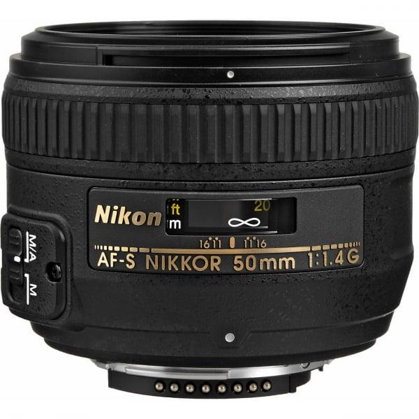 Nikon AF-S 50mm f/1.4 G 0