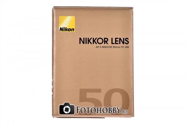 Nikon AF-S 50mm f/1.4 G (Inchiriere) 7