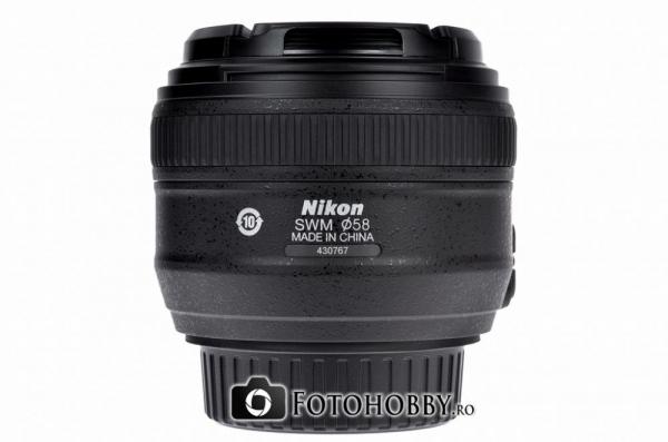Nikon AF-S 50mm f/1.4 G (Inchiriere) 2