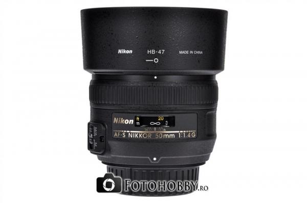 Nikon AF-S 50mm f/1.4 G (Inchiriere) 5