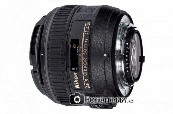 Nikon AF-S 50mm f/1.4 G (Inchiriere) 4
