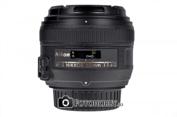 Nikon AF-S 50mm f/1.4 G (Inchiriere) 1