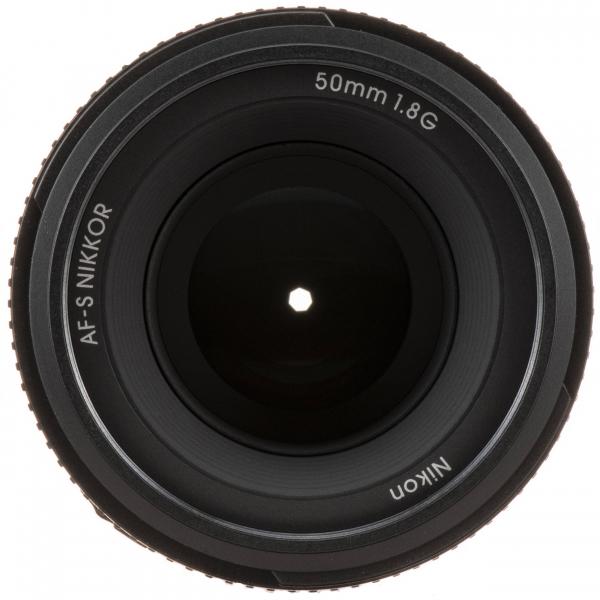 Nikon AF-S 50mm f/1.8 G 4