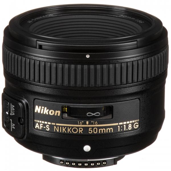 Nikon AF-S 50mm f/1.8 G 0