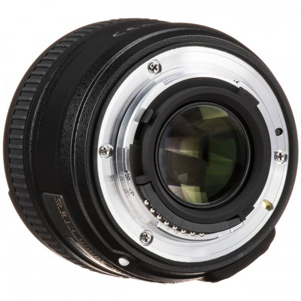 Nikon AF-S 50mm f/1.8 G 5
