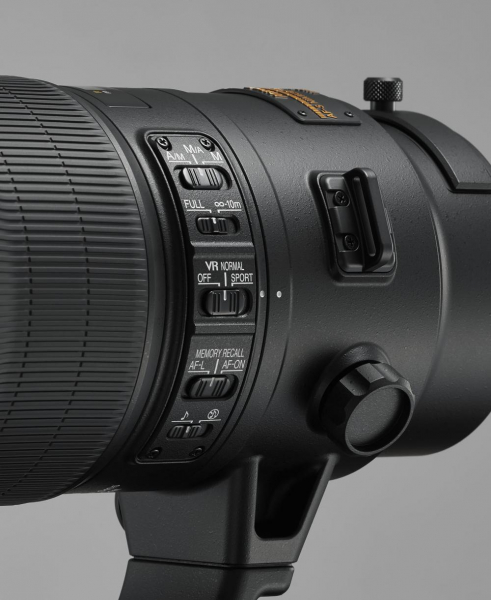 Nikon AF-S 600mm f/4 E FL ED VR 3