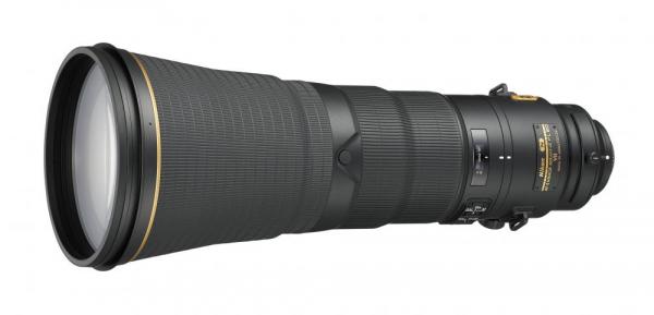 Nikon AF-S 600mm f/4 E FL ED VR [1]