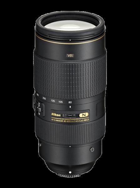 Nikon AF-S 80-400mm f/4.5-5.6G ED VR 0