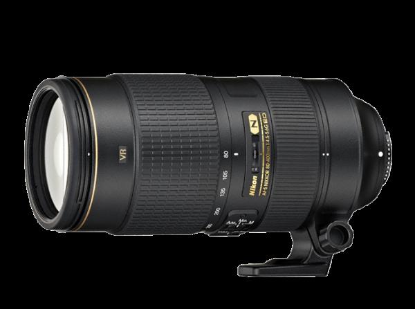 Nikon AF-S 80-400mm f/4.5-5.6G ED VR 1