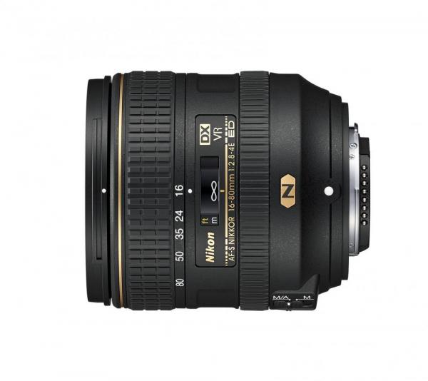 Nikon AF-S DX 16-80mm f/2.8-4E ED VR [1]