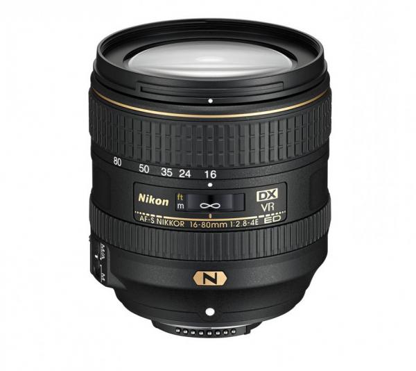 Nikon AF-S DX 16-80mm f/2.8-4E ED VR [0]