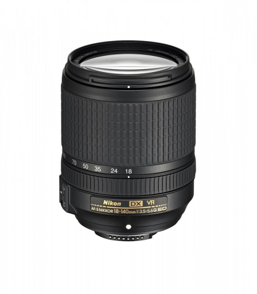 Nikon AF-S DX 18-140mm f/3.5–5.6G ED VR 0