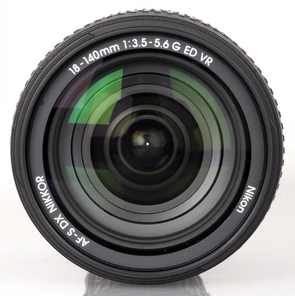 Nikon AF-S DX 18-140mm f/3.5–5.6G ED VR (bulk) 2