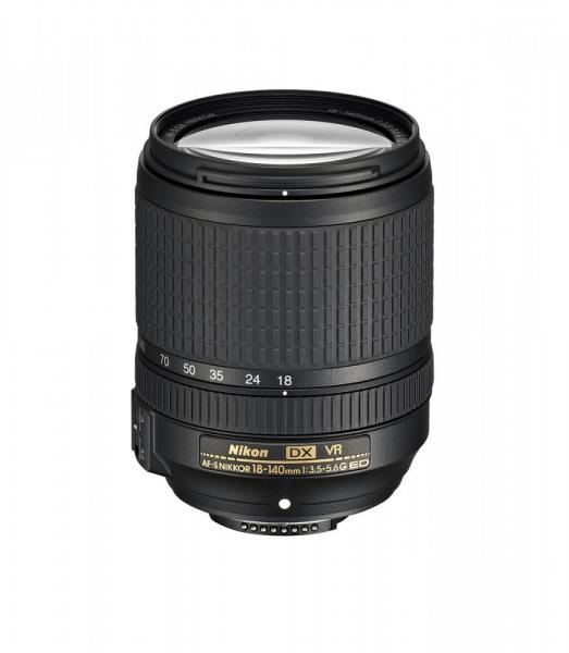 Nikon AF-S DX 18-140mm f/3.5–5.6G ED VR (bulk) 0