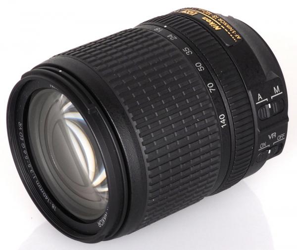 Nikon AF-S DX 18-140mm f/3.5–5.6G ED VR (bulk) 3