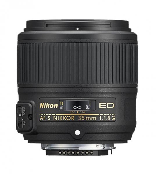 Nikon AF-S FX 35mm f/1.8G ED 0