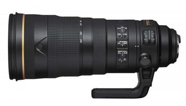 Nikon AF-S NIKKOR 120-300MM F/2.8E FL ED SR VR  2