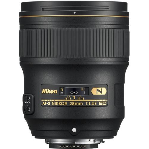 Nikon AF-S NIKKOR 28mm f/1.4E ED [1]