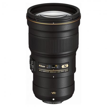 Nikon AF-S NIKKOR 300mm f/4E PF ED VR 0