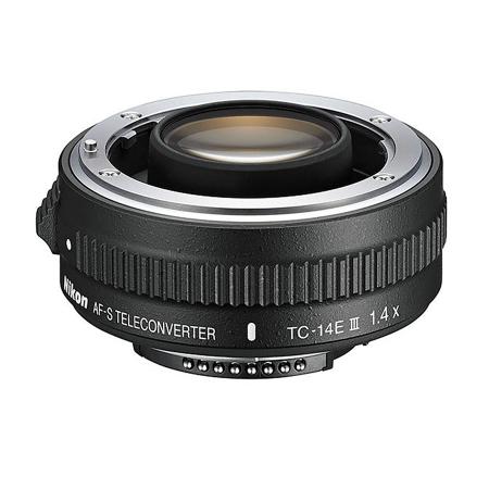Nikon AF-S TC-14E III teleconverter 1.4x [0]