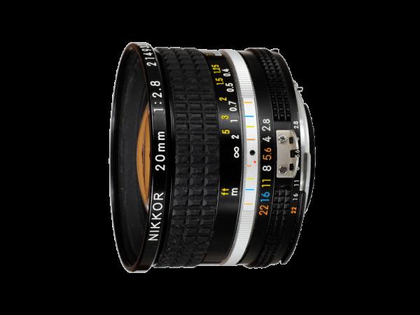 Nikon AI 20mm f/2.8 - Manual focus 0
