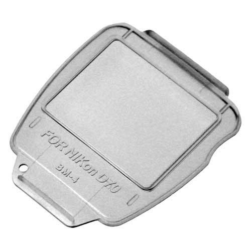 Nikon BM-4 LCD Monitor Cover pentru D70 [0]