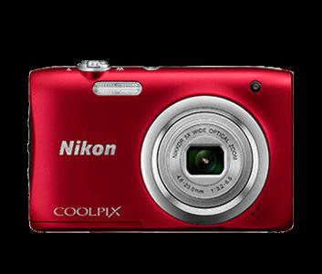 Nikon COOLPIX  A100 - rosu 2
