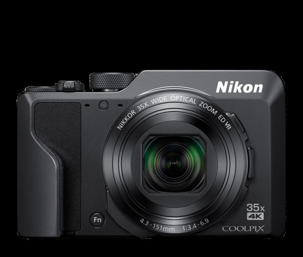 Nikon COOLPIX A1000 - Black 0