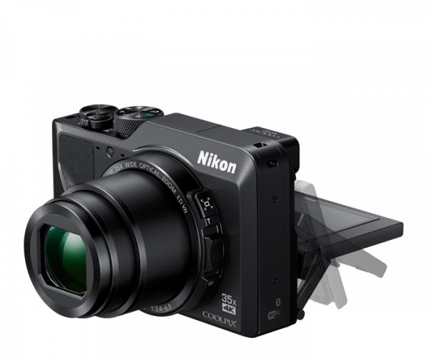 Nikon COOLPIX A1000 - Black 4