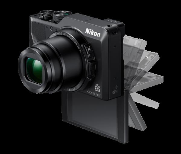 Nikon COOLPIX A1000 - Black 5
