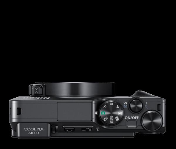 Nikon COOLPIX A1000 - Black 8