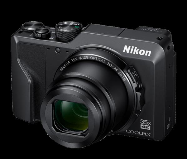 Nikon COOLPIX A1000 - Black 1
