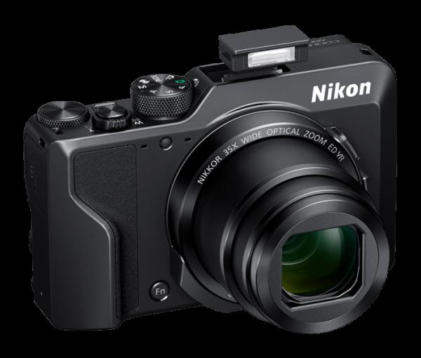 Nikon COOLPIX A1000 - Black 2