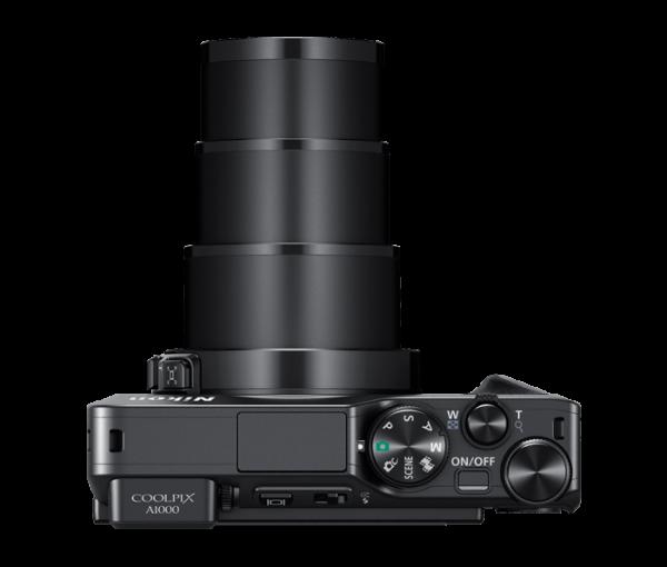 Nikon COOLPIX A1000 - Black 7
