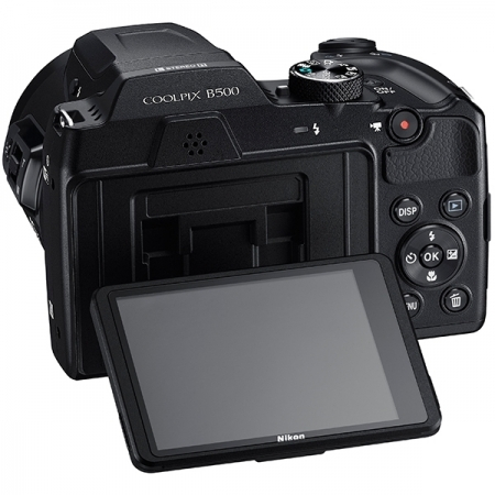 Nikon Coolpix B500 negru [3]
