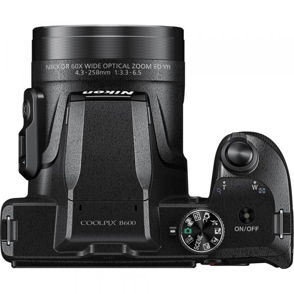 Nikon Coolpix B600 negru 3