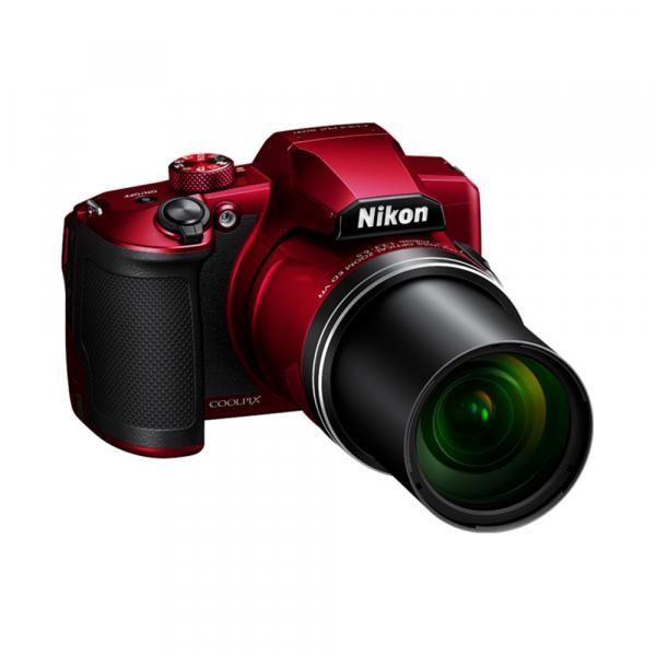 Nikon Coolpix B600 rosu 6