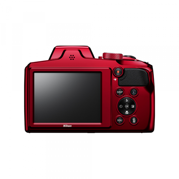 Nikon Coolpix B600 rosu 3