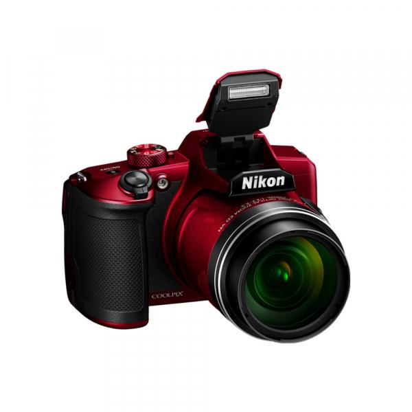 Nikon Coolpix B600 rosu 2