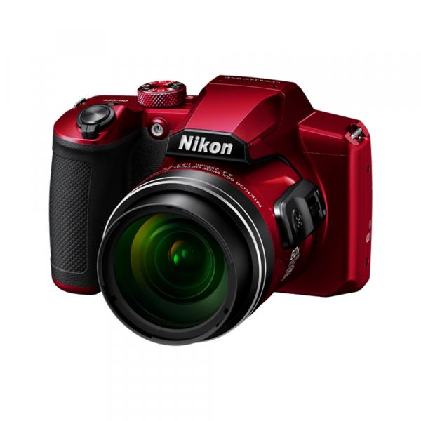 Nikon Coolpix B600 rosu 1